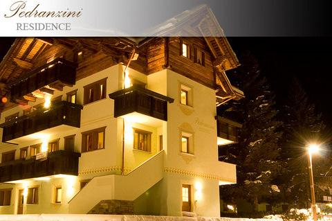 Residence pedranzini for Appartamenti bormio